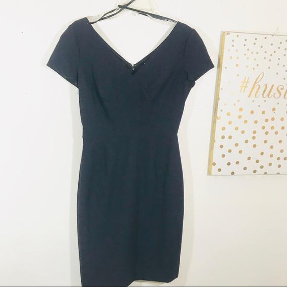 Banana Republic Dresses & Skirts - Banana Republic Navy Blue fitted Dress